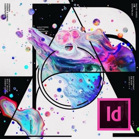 Sissels Grafiske Adobe Indesign CC