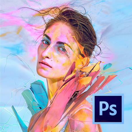 Sissels Grafiske Adobe Photoshop CC