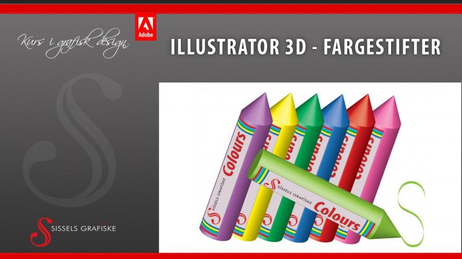 12b_Sissels Grafiske Illustrator 3D Fargestifter FeatImg-1200x675