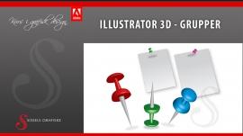 12c_Sissels Grafiske Illustrator 3D Grupperte Objekter FeatImg-1200x675