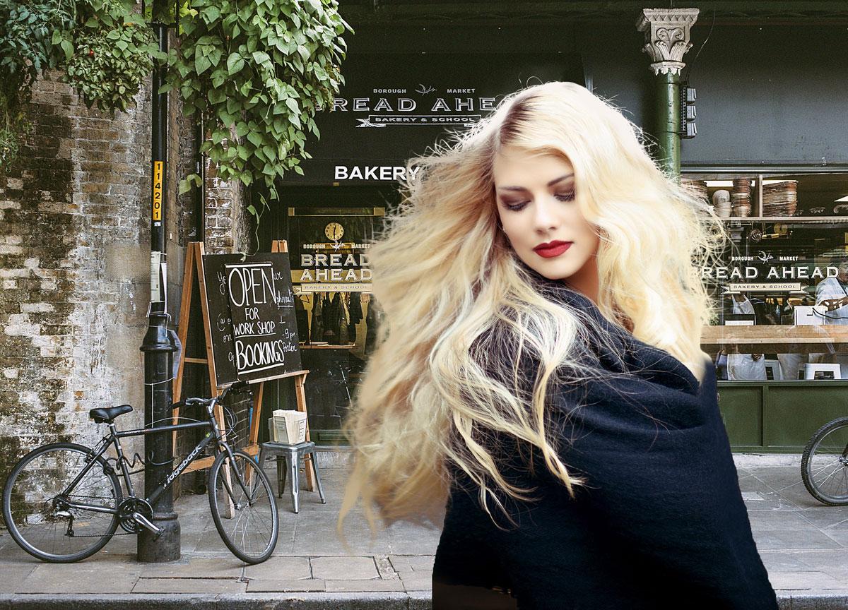 Sissels Grafiske Hair Selection Blonde 02
