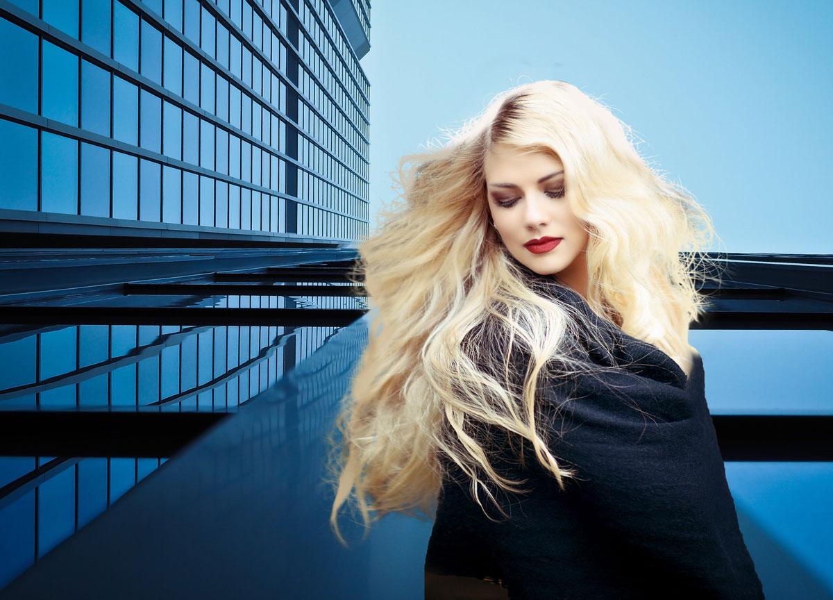 Sissels Grafiske Hair Selection Blonde 03