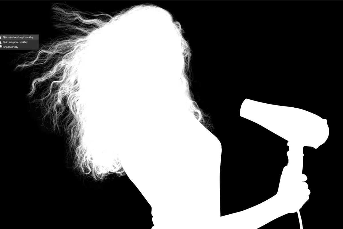 Sissels Grafiske Windy Hair 05