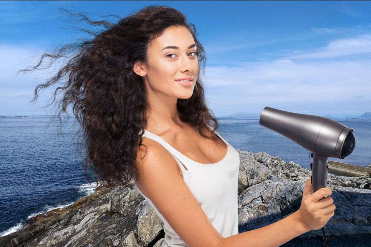 Sissels Grafiske Windy Hair 09